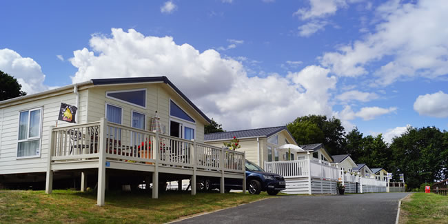 Private Caravan Hire at Golden Sands