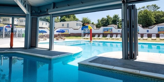 Indoor and Outdoor Swimming Pools